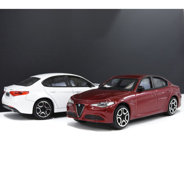 1/43 Alfa Romeo GIULIA Miniature Model(White)