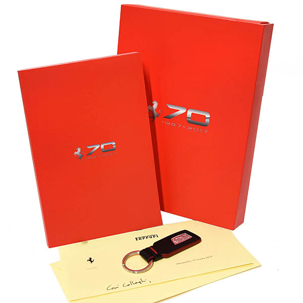 Ferrari 70anni Memorial Gift Set