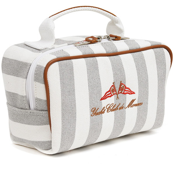 Yacht Club de Monaco Official Canvas travel Pouch