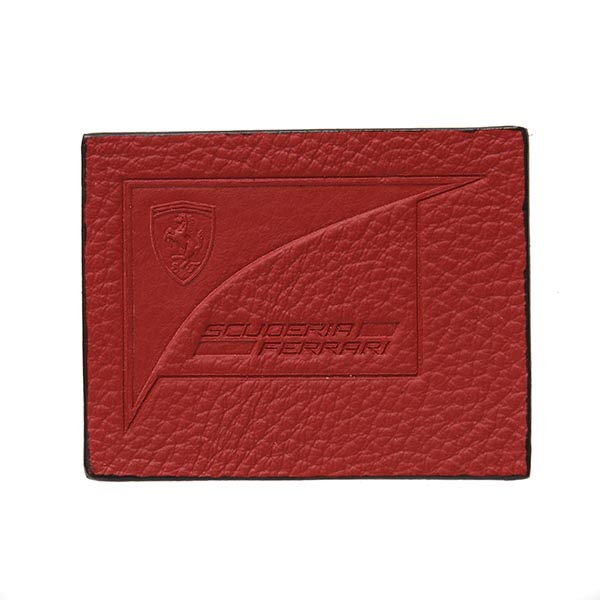 Ferrari SF Emblem Leather Patch