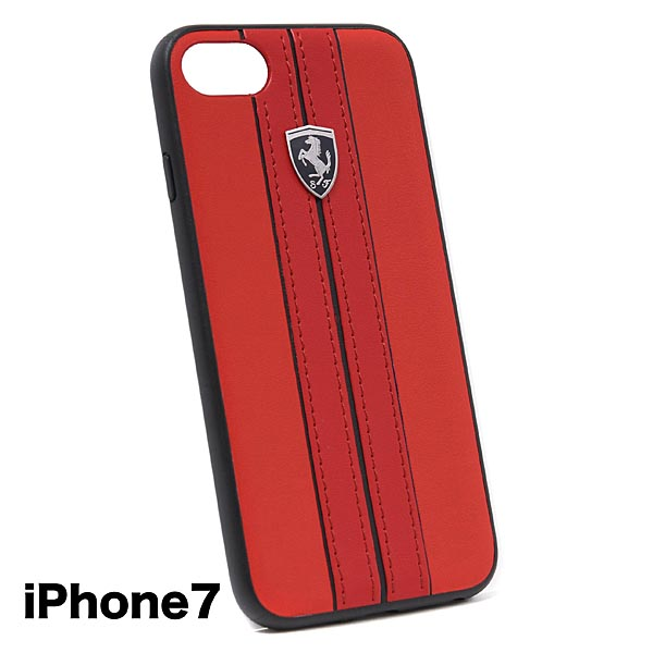 Ferrari iPhone7/6/6s Case-OFF TRACK/Red-