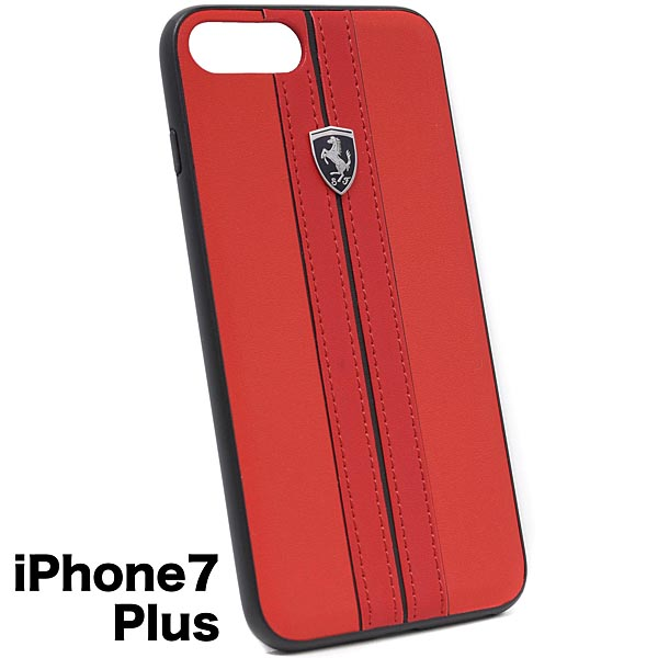Ferrari iPhone7/6/6s Plus Case-OFF TRACK/Red-