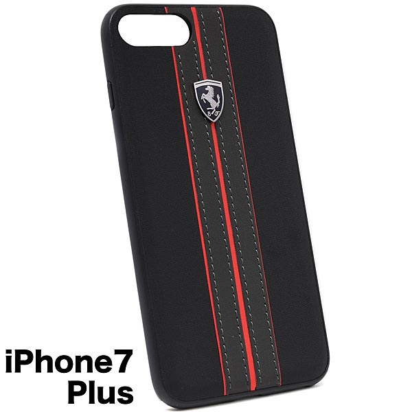 Ferrari iPhone7/6/6s Plus Case-OFF TRACK/Black-