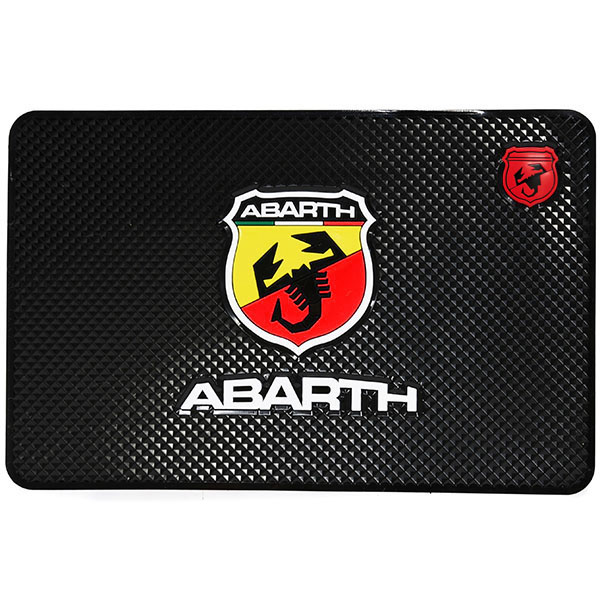 ABARTH Sticky Pad(Black)