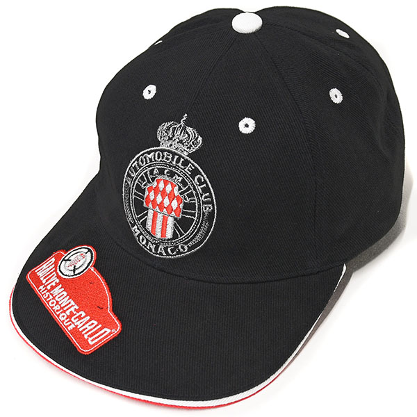 Rally Monte Carlo 2017 Official Baseball Cap(Black)
