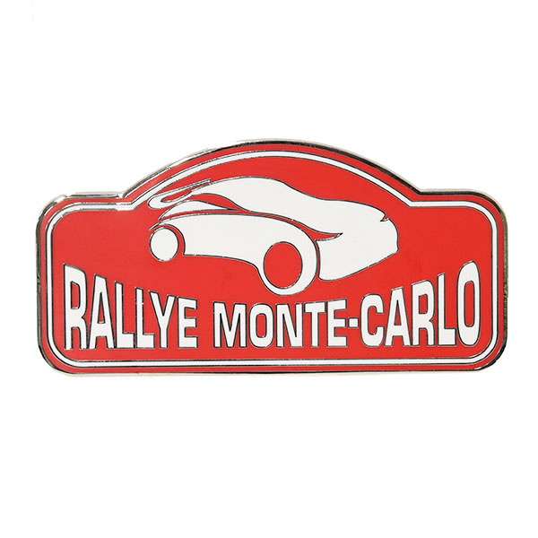 Rally Monte Carlo Official Magnet