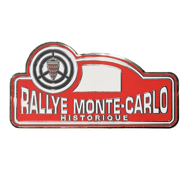 Rally Monte Carlo Historique Official Magnet