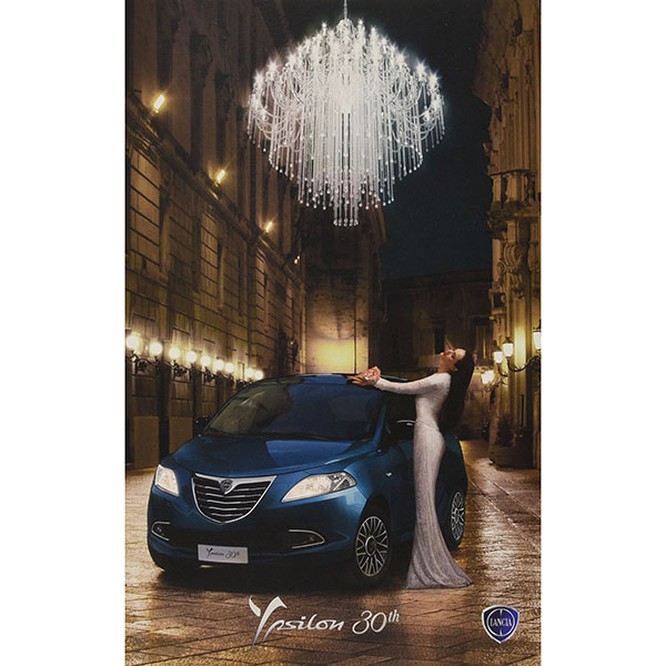 LANCIA Ypsilon 30th Catalogue