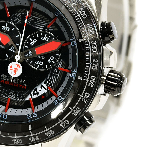 ABARTH Quartz Chronograph(+14) by BREIL