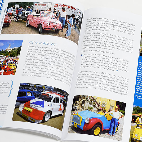 FIAT 500 CLUB ITALIA FIAT 500 60 anni Memorial Book