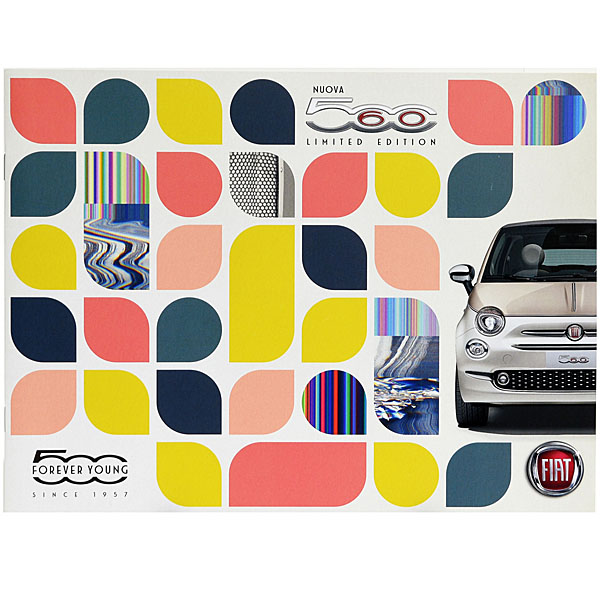 FIAT 500 60 Limited Edition Catalogue