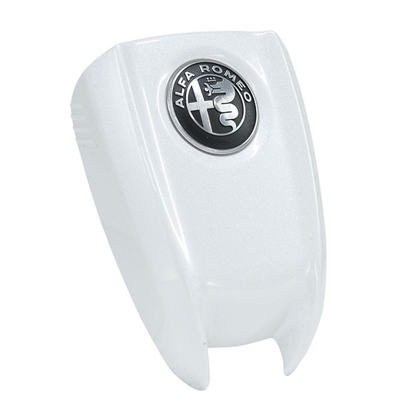 Alfa Romeo GIULIA/STELVIO Keycover(White)<br><font size=-1 color=red>02/07到着</font>