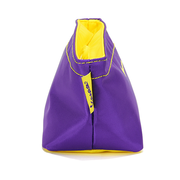 Vespa Official Nylon Pouch(Purple)