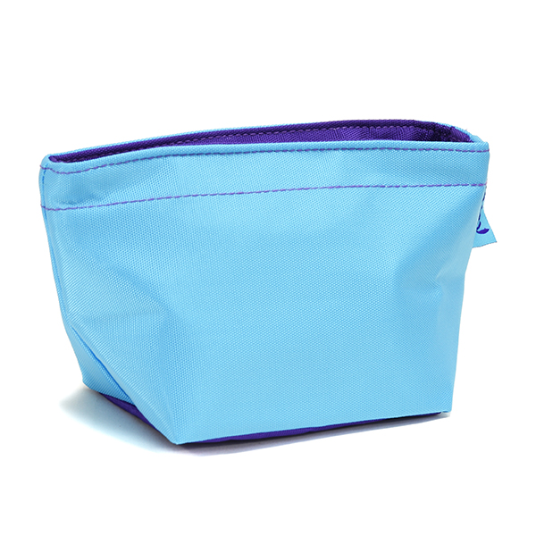 Vespa Official Nylon Pouch(Blue)