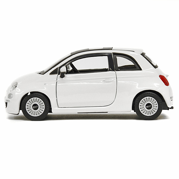 1/32 FIAT 500 Miniature Model (White)
