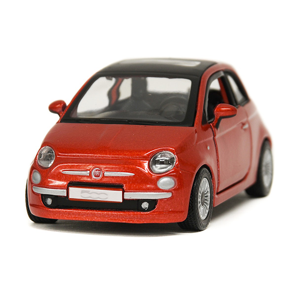 1/32 FIAT 500 Miniature Model (Red)