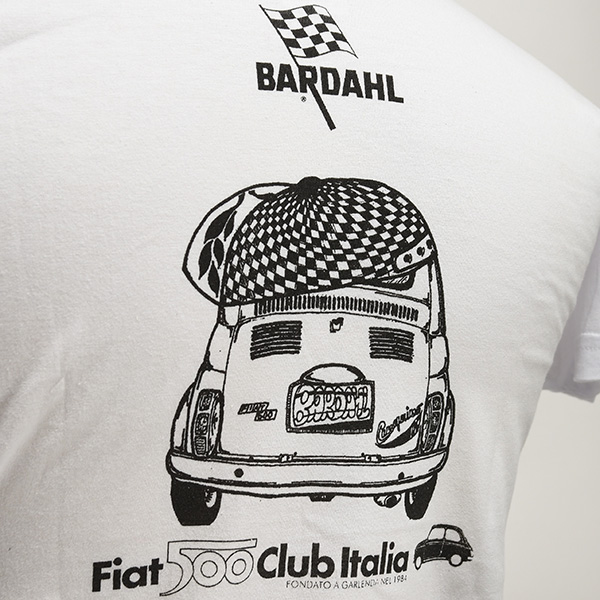 FIAT 500 CLUB ITALIA CLUB Meeting 2017 Memorial T-Shirts