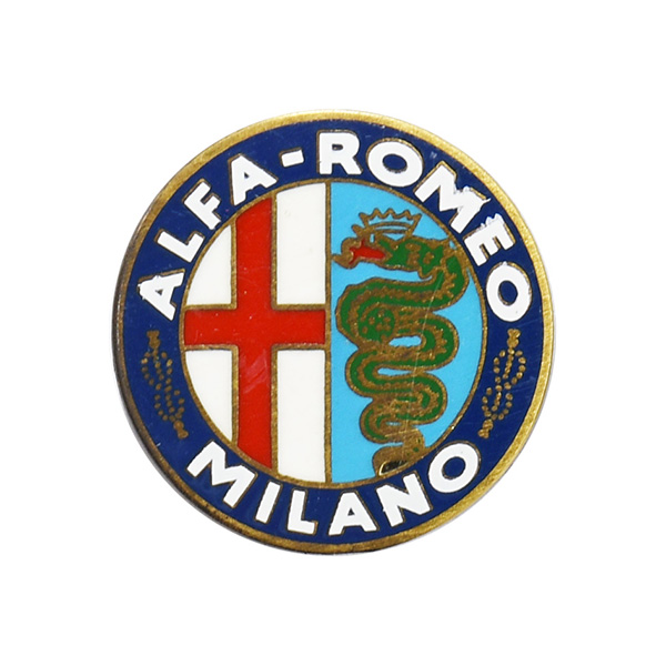 Alfa Romeo Historic Emblem Pin Badge Collection No.2