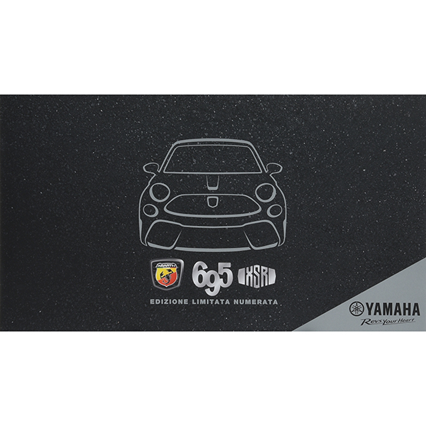 ABARTH 695 XSR Catalogue