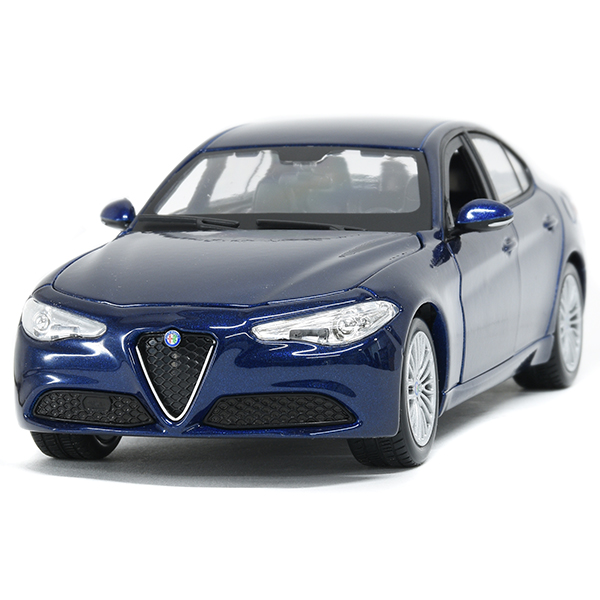 1/43 Alfa Romeo GIULIA Miniature Model(Blue Met.)<br><font size=-1 color=red>11/22到着</font>