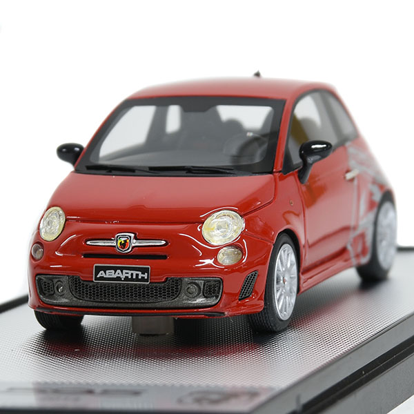 1/43 ABARTH 595 Miniature Model(ROSSO CORSA) by BBR