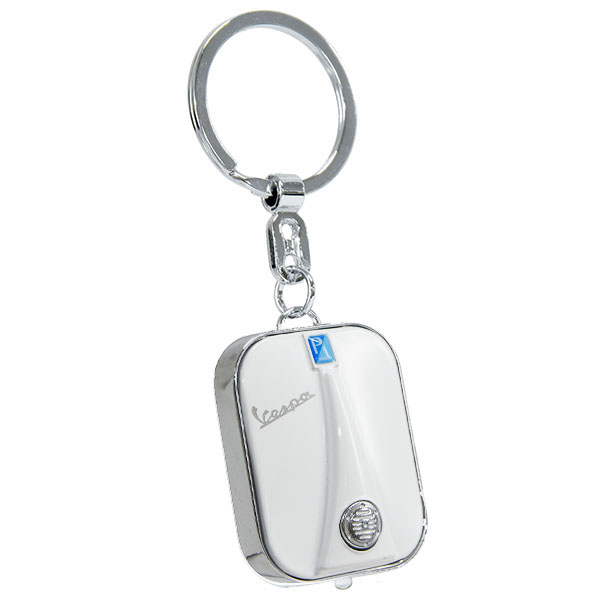 Vespa LED Keyring(White)