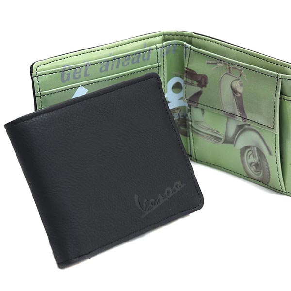 Vespa Official Wallet-Get ahead-