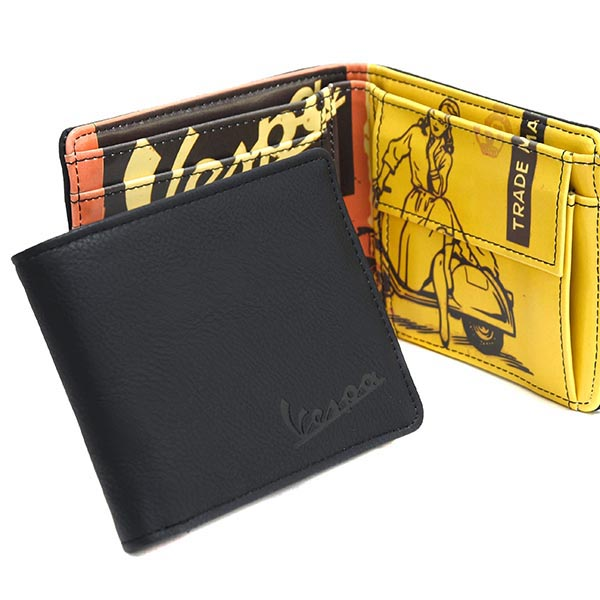 Vespa Official Wallet-TRADE-