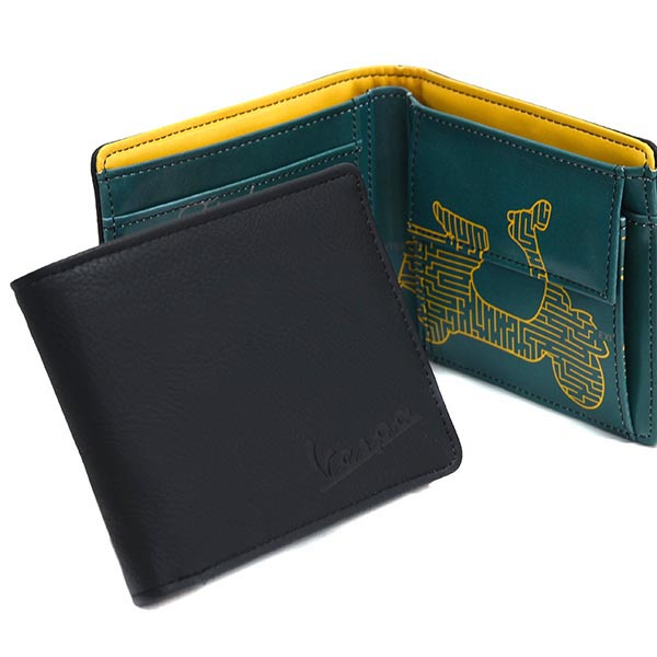 Vespa Official Wallet-FIND YOUR WAY-