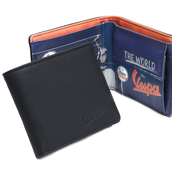 Vespa Official Wallet-THE WORLD-