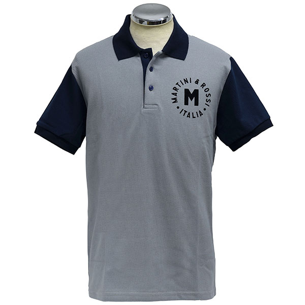 MARTINI Official Polo Shirts(Gray)