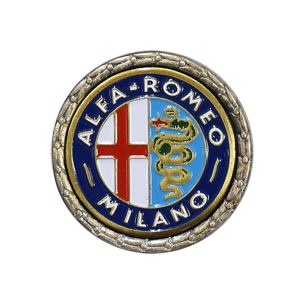 Alfa Romeo Historic Emblem Pin Badge Collection No.5