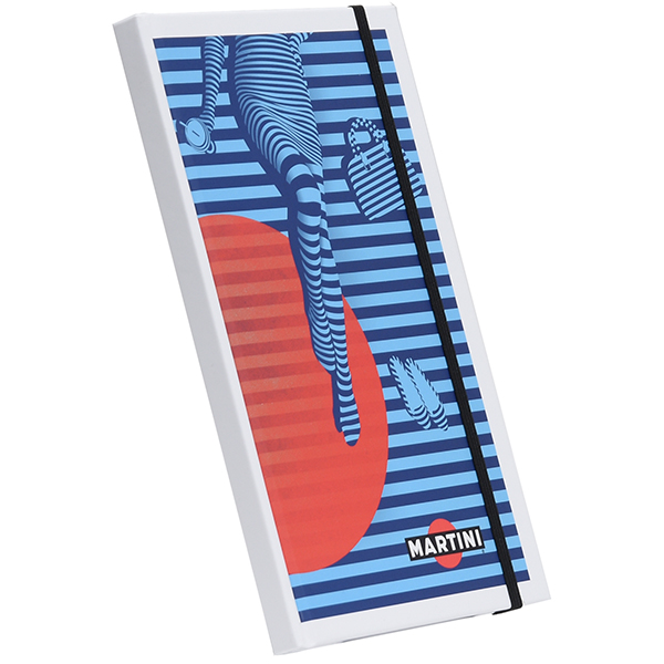 MARTINI Official Note Book(MARTINI STRIPE)