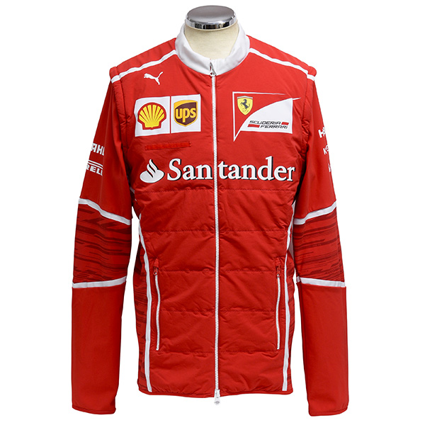 Scuderia Ferrari 2017 Team Staff Jacket