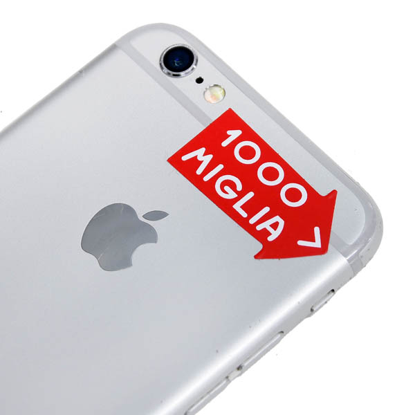 1000 MIGLIA Official Sticker(XS)