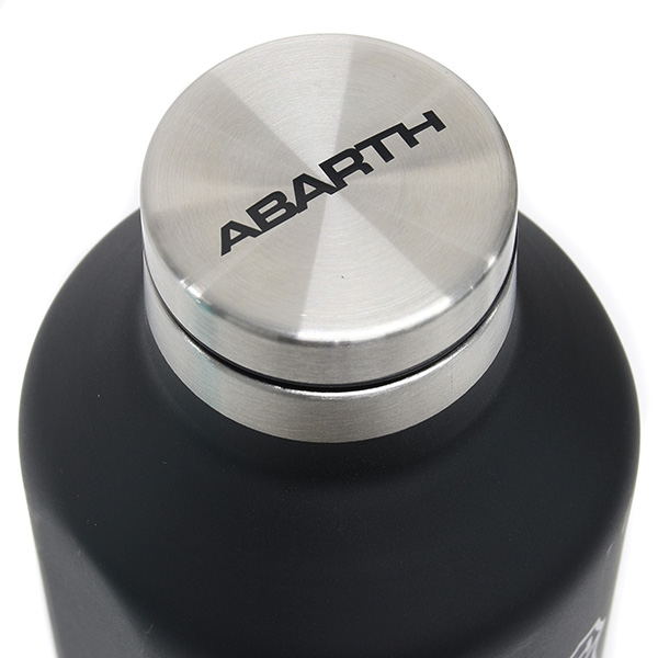 ABARTH Thermo Bottle by CORKCICLE(Black) 9oz