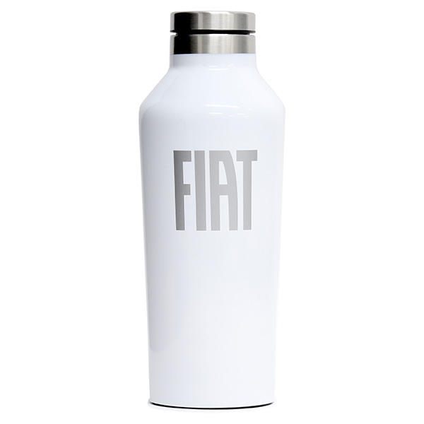 FIAT Thermo Bottle by CORKCICLE(White) 9oz