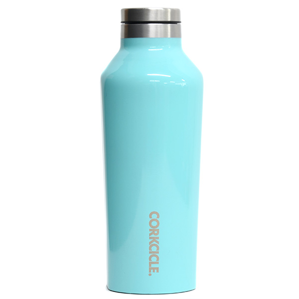 FIAT Thermo Bottle by CORKCICLE(Turqoise) 9oz