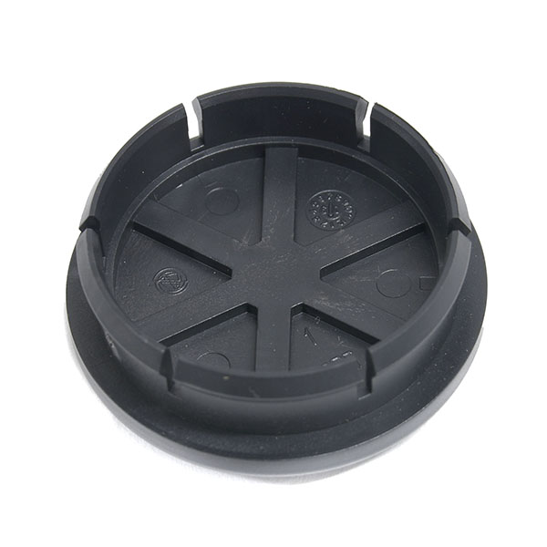 ABARTH Wheel Hub Cap (Black/diamm 48mm)