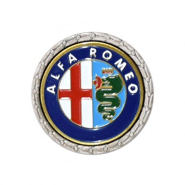 Alfa Romeo Historic Emblem Pin Badge Collection No.7