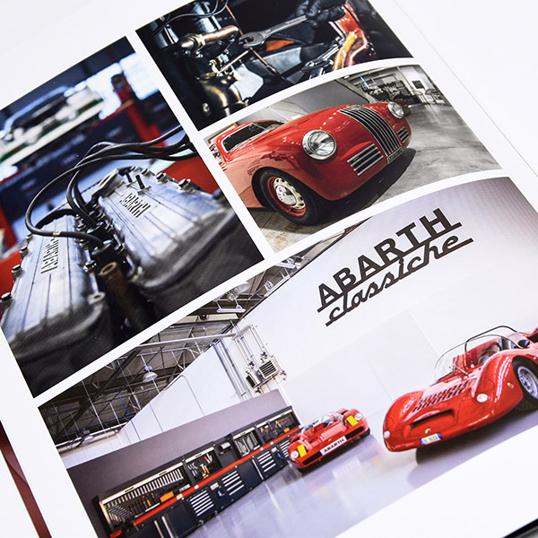 Alfa Romeo/FIAT/LANCIA/ABARTH HERITAGE Program Book