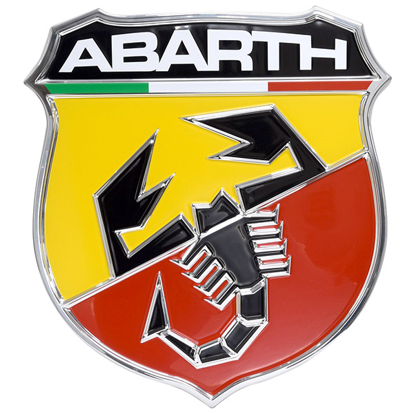 ABARTH Sign Boad for Official Concessionaire