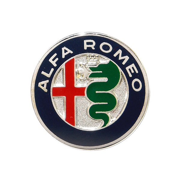 Alfa Romeo Historic Emblem Pin Badge Collection No.9