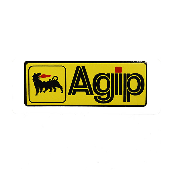 Agip Sticker(69mm)
