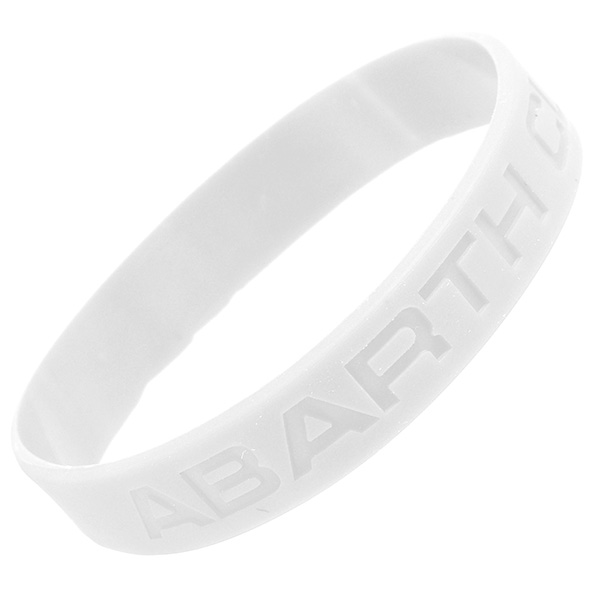 ABARTH CLUB TORINO Rubber Band(White)
