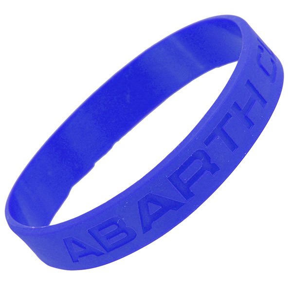 ABARTH CLUB TORINO Rubber Band(Blue)