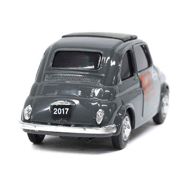 FIAT Nuova 500 Miniature Model(MUSEO 500/Gray)by FIAT 500 CLUB ITALIA