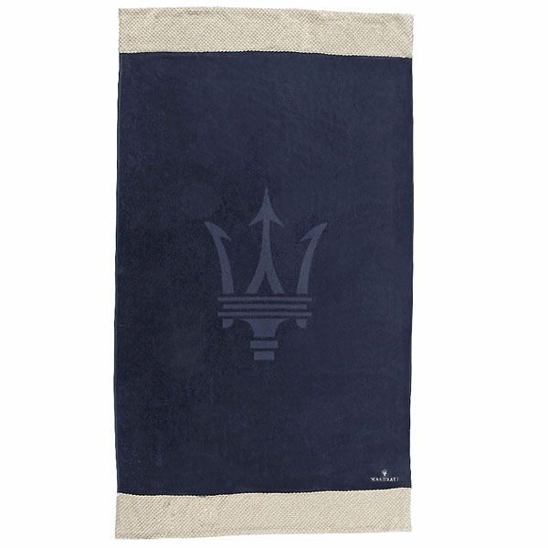 MASERATI Beach Towel(Blue)