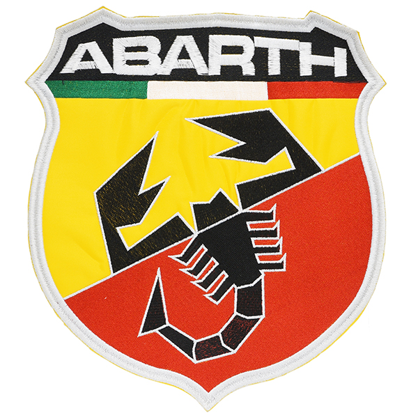 ABARTH Emblem Patch(235mm)