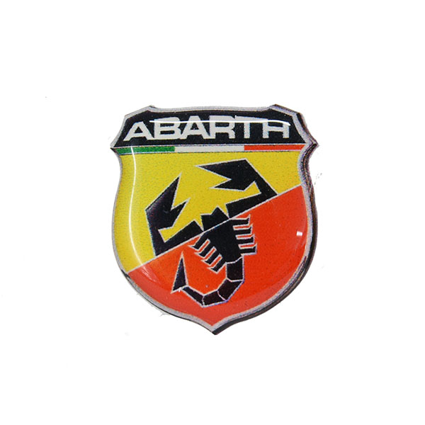 ABARTH Emblem 3D Sticker(Small)